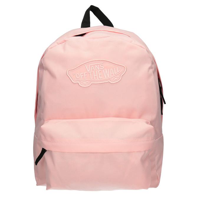 Pink Ladies' Backpack vans, red , 969-5083 - 26
