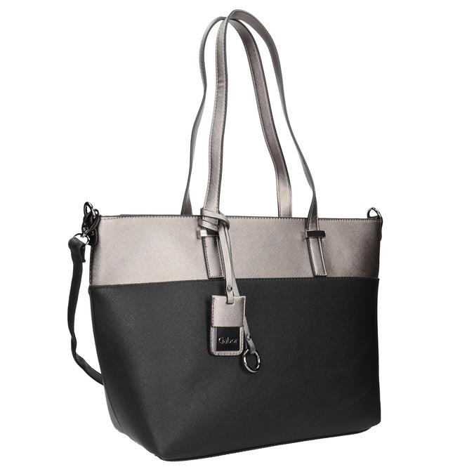 Ladies' Handbag with Detachable Strap gabor-bags, yellow , 961-8036 - 13