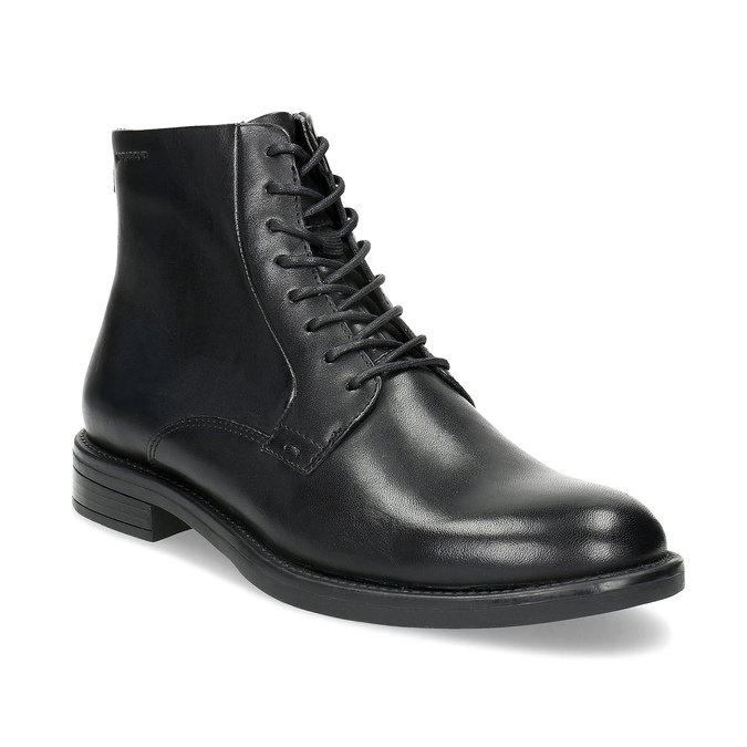Ladies' Leather Ankle Boots vagabond, black , 524-6010 - 13