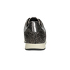 Sneakers with Glitter geox, brown , 621-8045 - 16