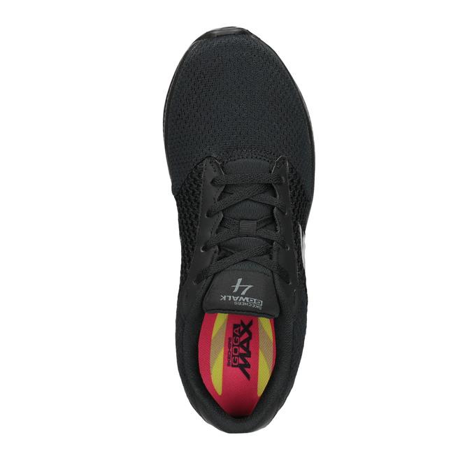 Black Ladies' Sneakers skechers, black , 509-6325 - 15