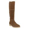Ladies' Winter High Boots bata, brown , 593-4606 - 13