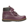 Children's insulated ankle boots primigi, violet , 324-9012 - 26