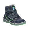 Children's Insulated Winter Boots bubblegummer, blue , 114-9611 - 13