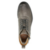 Men's Ombré Ankle Boots bata, gray , 896-2684 - 26