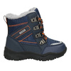 Children's Winter Boots with Fleece bubblegummer, blue , 199-9603 - 26