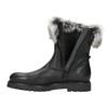 Ladies' Leather High Boots bata, black , 594-6657 - 15
