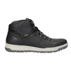 Men's Leather Winter Boots weinbrenner, black , 896-6701 - 26