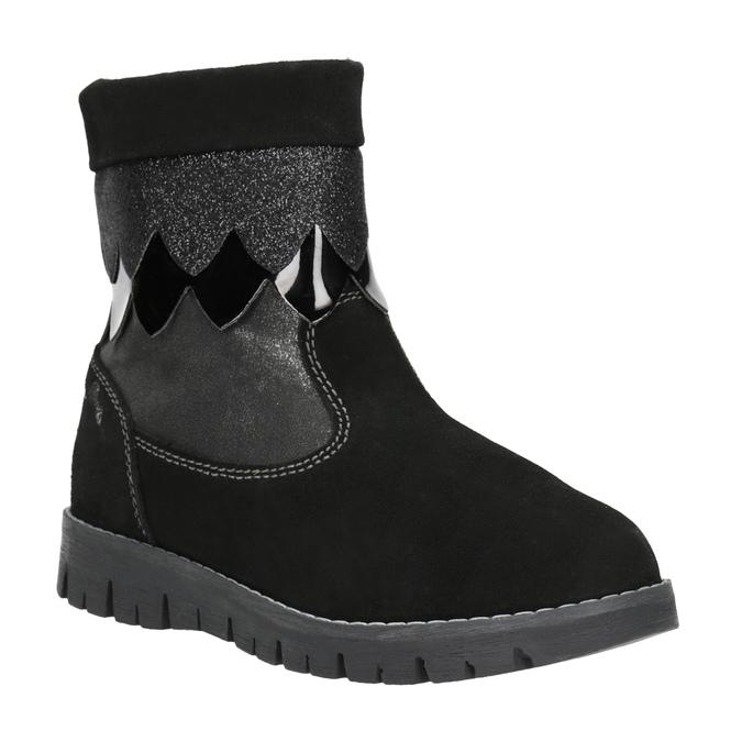Children's winter boots primigi, black , 423-6005 - 13