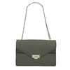 Ladies' leather clutch picard, green, 964-7097 - 26
