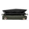 Ladies' leather clutch picard, green, 964-7097 - 15
