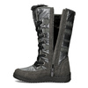Ladies' winter snow boots bata, gray , 599-2619 - 17