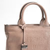 Beige Leather Handbag picard, beige , 964-6080 - 19