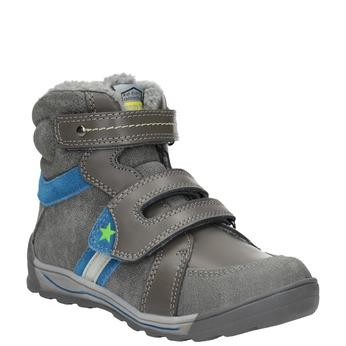 Children's Winter Boots mini-b, gray , 291-2627 - 13