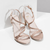 Ladies' Sandals with Rhinestones bata, 729-8611 - 26