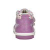 Kids' hi-top sneakers with a pattern bubblegummer, violet , 121-9618 - 16