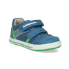 Blue children's casual sneakers bubblegummer, blue , 111-9625 - 13