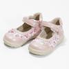 Pink ballerinas with a pattern bubblegummer, 121-5621 - 16