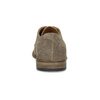Men's Derby Shoes with Broguing bata, brown , 823-8616 - 15
