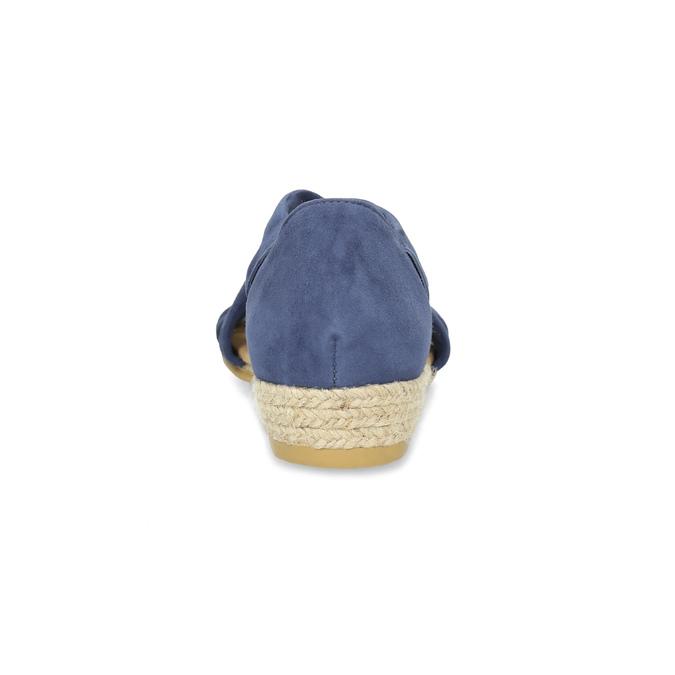 5639600 bata, blue , 563-9600 - 15
