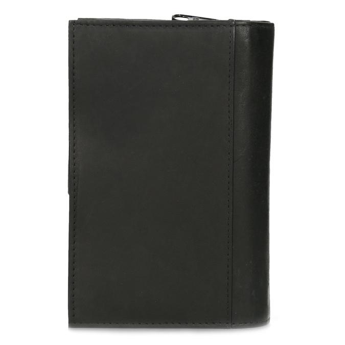 Ladies' leather purse, black , 944-6155 - 16