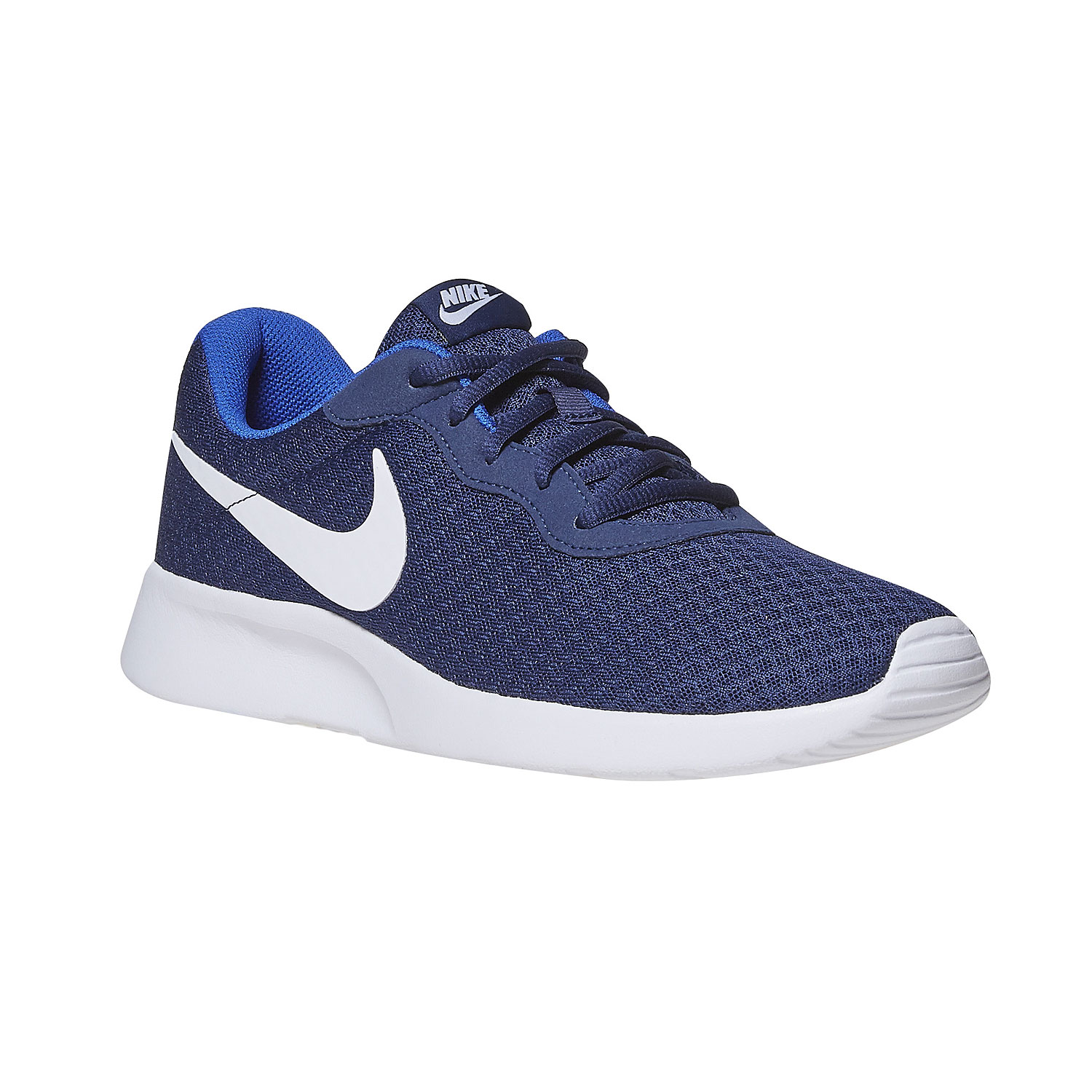 Men's sports sneakers nike, blue , 809-9557 - ...